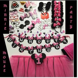 For Sale in Home Minnie Mouse Birthday Party